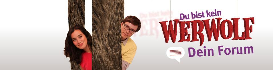 Kopfgrafik: Du bist kein Werwolf; © WDR