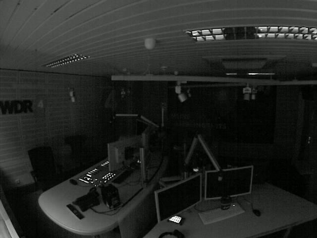 WDR4 Webcam Dortmund Studio1; Rechte: WDR
