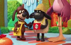 In der 'Sendung mit dem Elefanten' machen Timmy und Raffi heute eine spannende Dschungel-Safari. (Bildrechte: WDR)