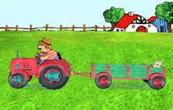 Old Mc Donald auf dem Traktor (Bildrechte: WDR)