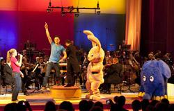 Das Konzert mit dem Elefanten; Rechte: WDR