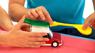 Auto mit Ballonantrieb; Rechte: WDR