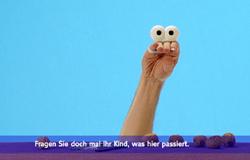 Händchen aus der 'Sendung mit dem Elefanten'. (Bildrechte: WDR)