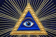 Das allsehende Auge; Rechte: ddp images/dapd/Philipp Guelland
