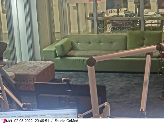 (Radio Einslive - Webcam Image)