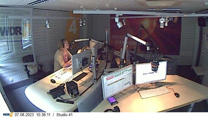 WDR 4 Studio