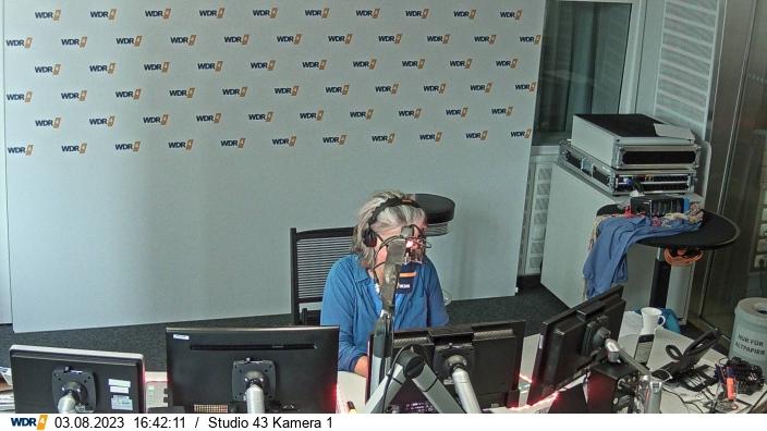 WDR4 Webcam; Rechte: WDR